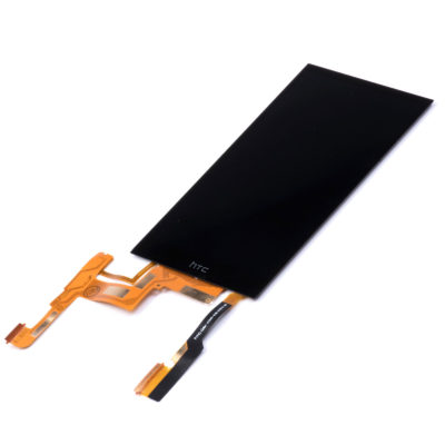 HTC One M8 LCD Display kompl.Touchscreen Digitizer Bildschirm Scheibe Front Glas