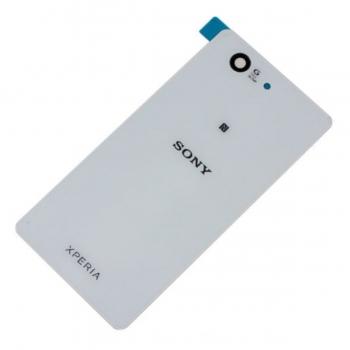 Sony XPERIA Z2 D6503 -Deckel,Backcover,Akkudeckel,Cover mit Klebepad- weiss