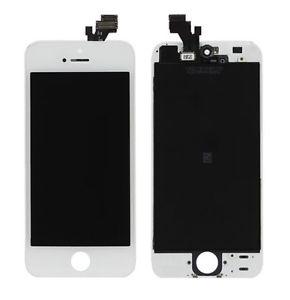 Retina Display LCD Touchscreen Front Glas Digitizer Bildschirm für iPhone 5 Weiß
