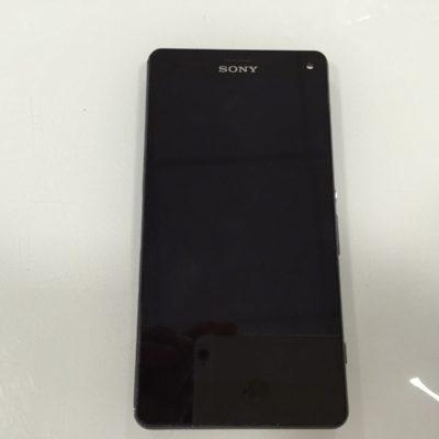 Display LCD Komplett Einheit mit Rahmen für Sony Xperia Z3 Compact Reparatur Neu