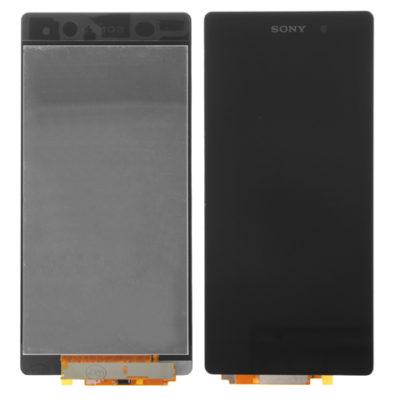 Display LCD Komplett Einheit Sticker Ersatzteil für Sony Xperia Z2 L50W D6503