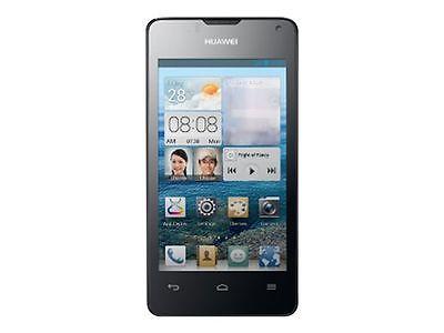 Huawei Ascend Y300 – 4 GB – Schwarz (Ohne Simlock) Smartphone