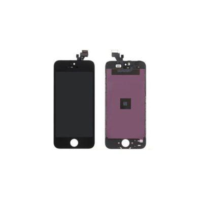 Retina Display LCD Touchscreen Front Glas Digitizer Bildschirm für iPhone 5s schwarz