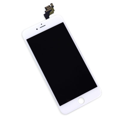 Retina Display LCD Touchscreen Front Glas Digitizer Bildschirm für iPhone 6 weiss