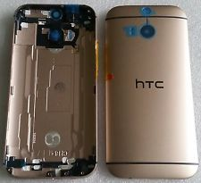 HTC One M8 Backcover gold
